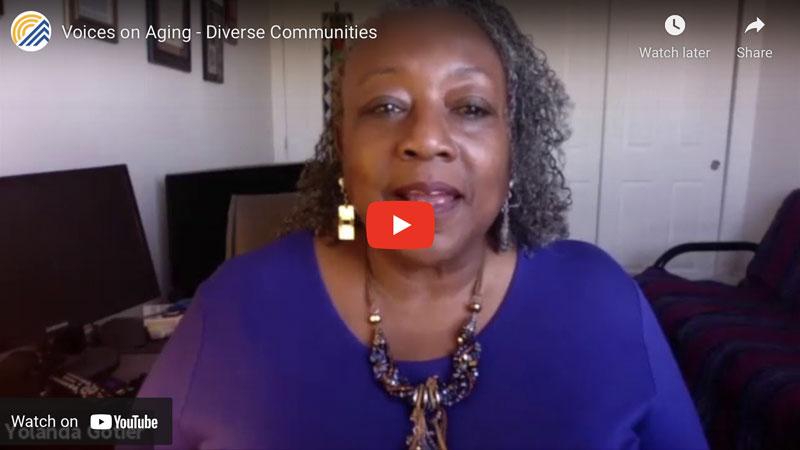 Voices on Aging – Yolanda Gotier